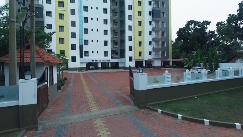 2 3 BHK Flats Kottayam
